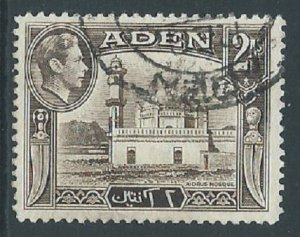 Aden, Sc #20, 2a Used