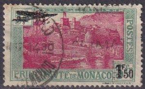 Monaco #C1 Used CV $16.00 (Z4074)