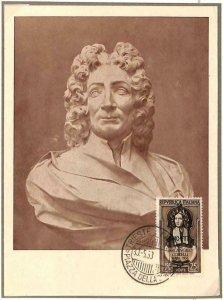 90113 - ITALY Trieste AMG-FTT -  MAXIMUM CARD - 1953 Music ARCANGELO CORELLI