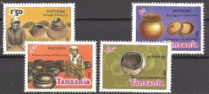 Tanzania 279-282 (M)