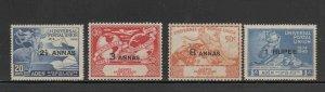 ADEN-SEIYUN #16-19  1949  UPU ISSUE   MINT VF NH  O.G  aa