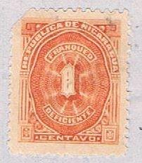 Nicaragua Numeral 1 (AP112701)
