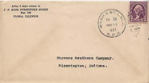 United States, 1922 Fourth Bureaus, U.S. R.P.O.'s, District of Columbia, Miss...