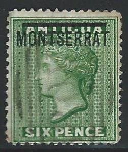 Montserrat used SC  2