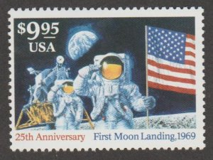 U.S. Scott #2842 Man on the Moon - First Landing Stamp - Mint NH Single