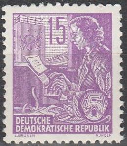 DDR #193 MNH F-VF CV $17.50 (SU4754)