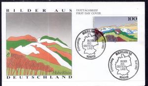 Germany 1795 U/A FDC