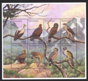 Tanzania Sc# 1487 MNH 1996 Birds