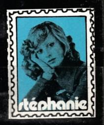 Stephanie music vignette MNH **