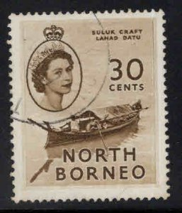 North Borneo Scott 270 Used stamp