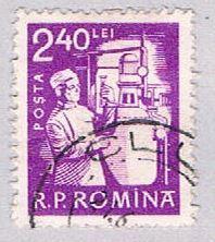 Romania 1367 Used Chemist 1960 (BP29322)