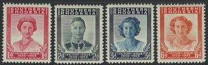 Southern Rhodesia Scott 67-70 MNH!