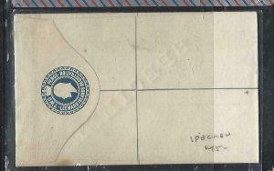 LEEWARD ISLANDS (P2808BB)  KE  2D RLE SPECIMEN