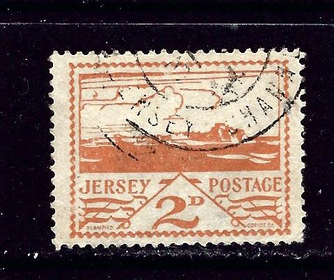 Jersey N6 Used 1943 Occupation issue