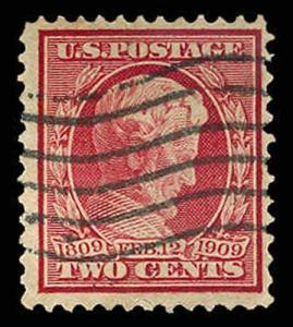 U.S. 1904-13 COMM. 369  Used (ID # 78488)