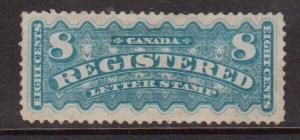 Canada #F3a VF Mint