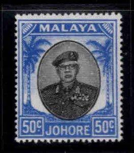 Malaya Jahore Scott 147 MH*