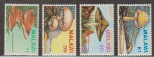 Malawi Scott #458-461 Stamps - Mint NH Set