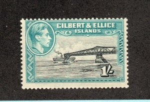 Gilbert & Ellice Islands - SG# 51 MH  -    Lot 0620362