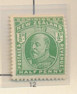 New Zealand Stamp Scott #130, Mint Never Hinged - Free U.S. Shipping, Free Wo...