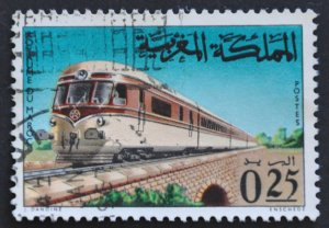 DYNAMITE Stamps: Morocco Scott #147 – USED