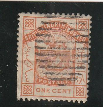 North Borneo  Scott#  26  Used