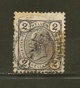 Austria 87 Used