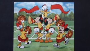 Disney - St. Vincent and the Grenadines 1996. ** MNH Block/2
