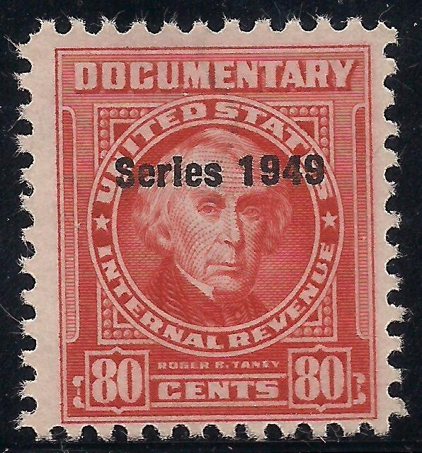 R522 Mint F-VF NG Documentary