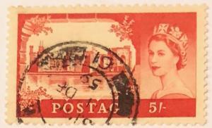 1955 Queen Elizabeth II