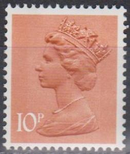 Great Britain #MH70 MNH VF (ST030)