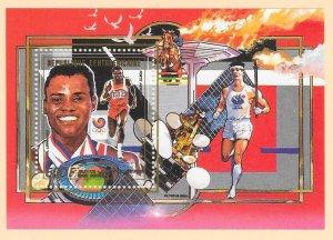 CENTRAL AFRICAN REPUBLIC Sc#914 Souvenir Sheet MINT NEVER HINGED