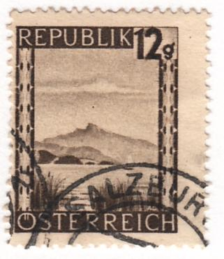 Austria, Scott # 461 (2), Used