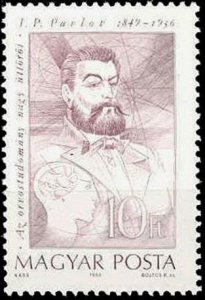 1989 Hungary 4064 Nobel laureates / Ivan Pavlov