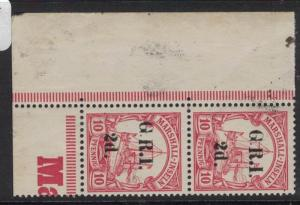 New Britain SG 52 Pair MNH (2dtm)