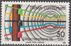Turkey #2250  MNH