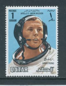 Qatar 190  F-VF  MHR