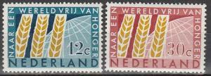 Netherlands #413-4 MNH F-VF (V1773)