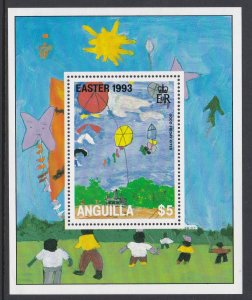 876 Easter SS MNH