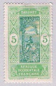 Dahomey Tree climber 5c - pickastamp (AP103615)