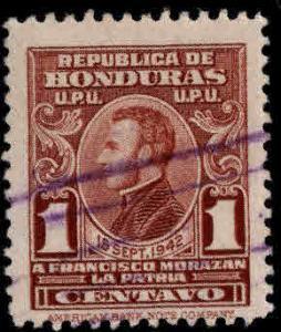 Honduras  Scott RA2 Used stamp