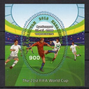 KAZAKHSTAN - M/S - 2018 - FOOTBALL - SOCCER - 21st FIFA WORLD CUP -
