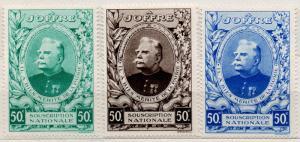 (I.B) France (Great War) Cinderella : Joffre Memorial Fund 50c