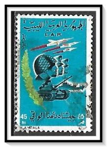 Libya #370 Establishment of Republic Used
