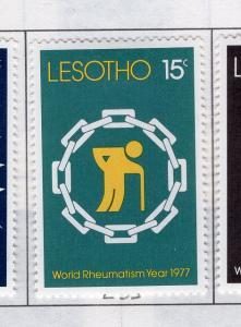 Lesotho MH Scott Cat. # 235