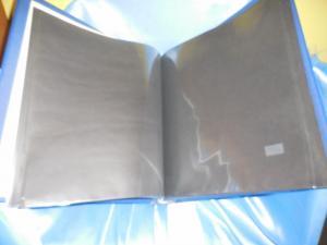 Mint sheet album
