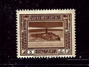 Somalia 138a MLH 1934 issue perf 14
