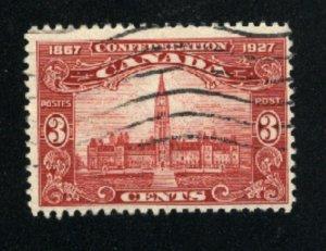 Canada #143   used     PD