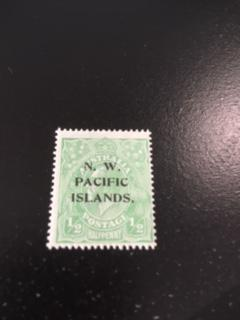 North West Pacific Islands sc 40 MH