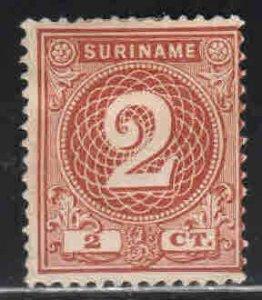 Surinam # 18 ~ Unused, HMR, PM